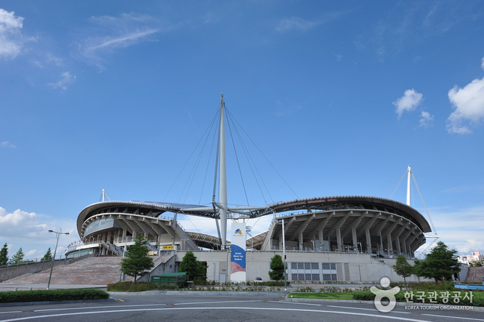 Jeonju World Cup Stadium (전주월드컵경기장)