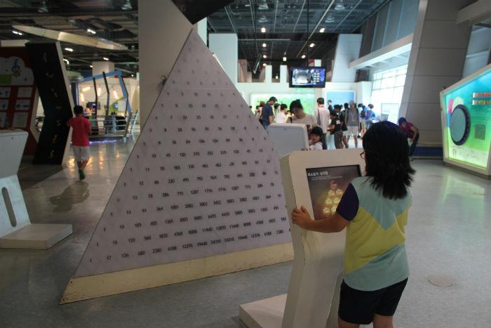파스칼의 삼각형