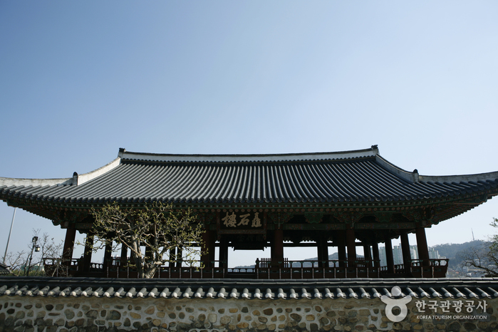 Крепость Чинчжусон (진주성)