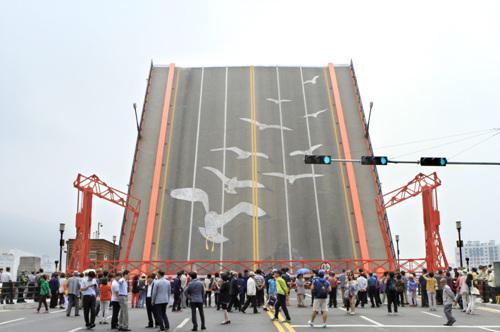 Pont Yeongdo (영도대교)