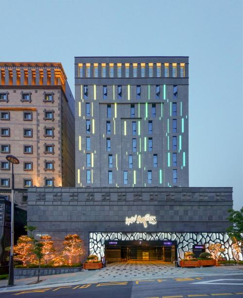 미노스 호텔