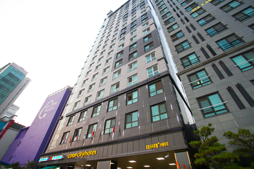 CO'OP City Hotel Stayco - Goodstay <br>코업시티호텔스테이코[우수숙박시설 굿스테이]