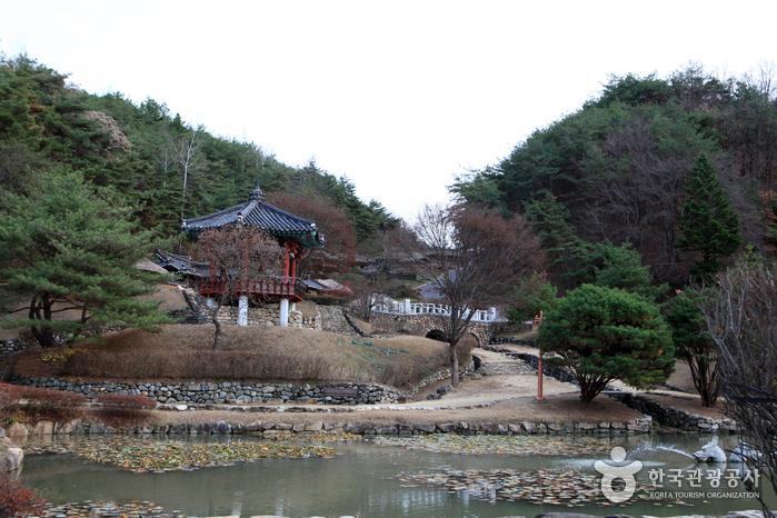 安東民俗村(안동민속촌)