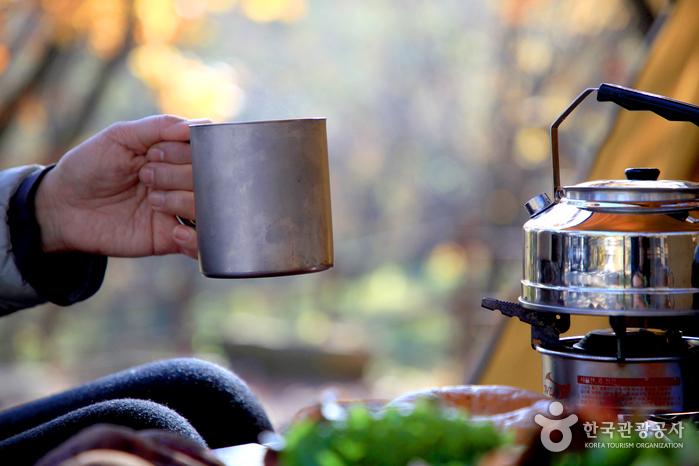 가을 타서 마시는 커피 한 잔, CF 주인공은 나야 나!