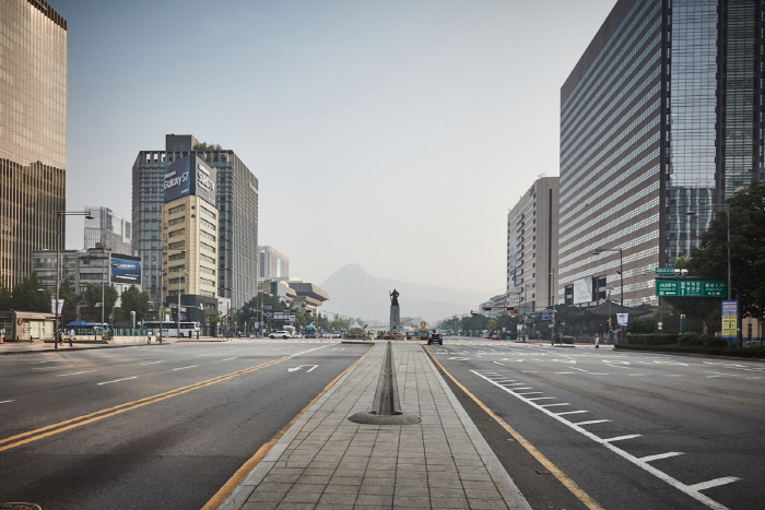 Estatua del Almirante Yi Sun-shin (충무공 이순신 동상)12