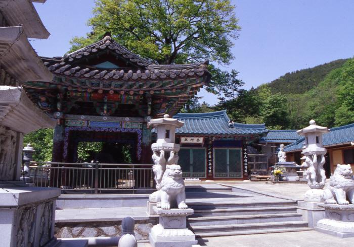 송덕암(서산)
