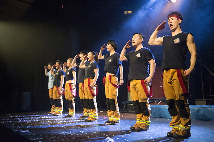 Non-Verbal Performance <FIREMAN><br >넌버벌 퍼포먼스 <FIREMAN>