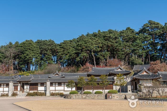 Gangneung Seongyojang (강릉선교장)