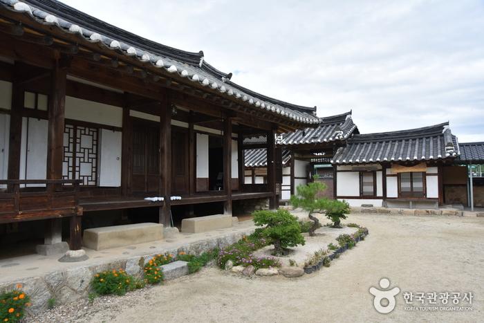 所岡古宅[韓国観光品質認証](소강고택[한국관광품질인증제/ Korea Quality])