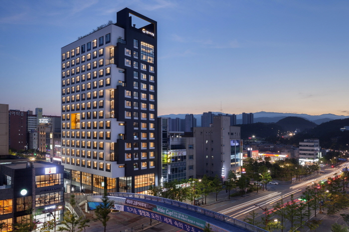Gangneung City Hotel[Korea Quality] / (주)강릉씨티호텔[한국관광 품질인증/Korea Quality]
