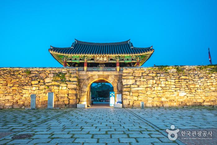 瑞山海美邑城(서산 해미읍성)