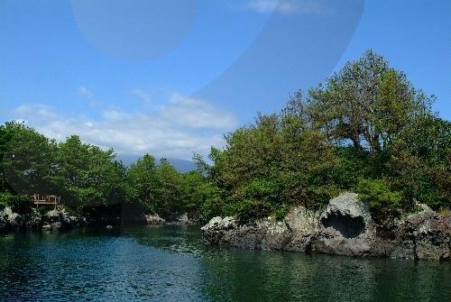 Soesokkak Estuary (쇠소깍)