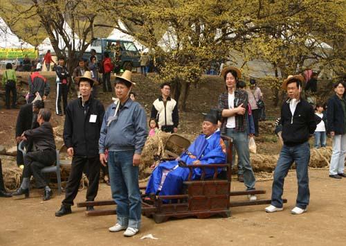 Icheon Baeksa Sansuyu Flower Festival (이천백사 산수유꽃축제)