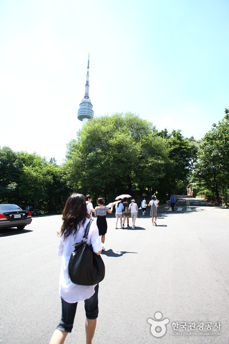 N Seoul Tower (N )