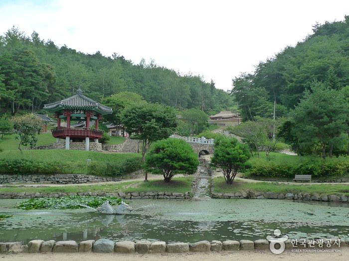 Фольклорная деревня в Андоне и озеро Андонхо (안동민속촌과 안동호)10