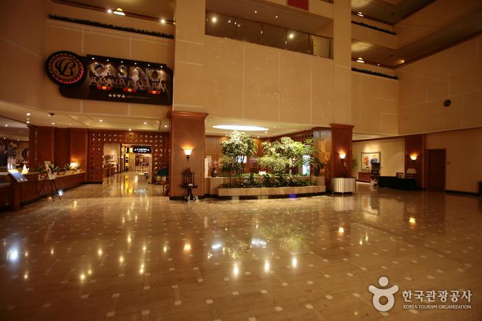 ラマダプラザ済州ホテル(라마다프라자제주호텔)