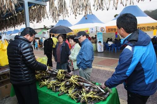 Goseong Myeongtae Festival (통일고성명태축제)