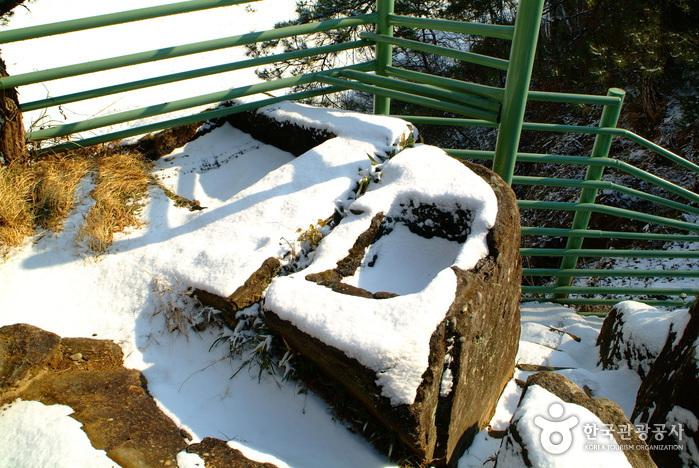Gyeongcheondae Terrace (낙동강 경천대)