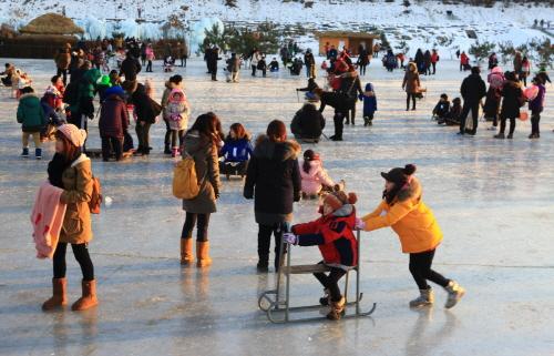Hongcheon Winter Festival (홍천강 꽁꽁축제)