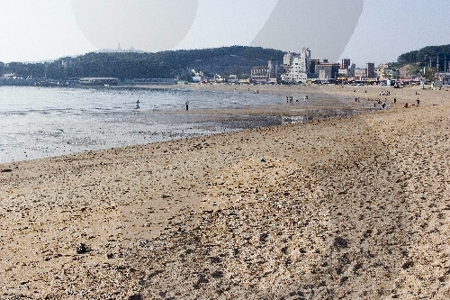 Eurwangni Beach (을왕리...