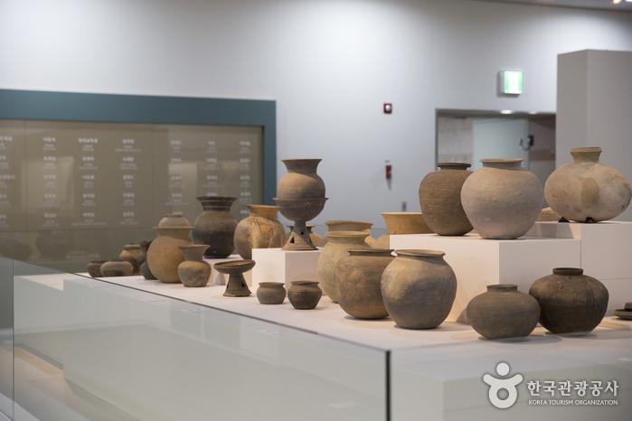 国立扶余博物館(국립부여박물관)