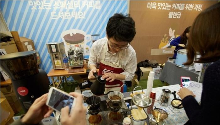 부산 커피앤디저트쇼 2018