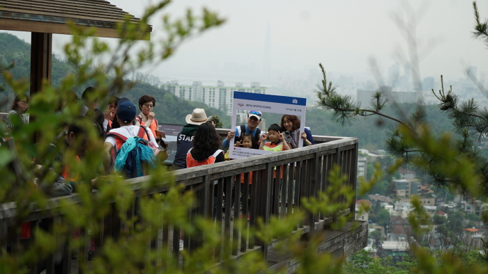 서울 명산트레킹 2017 사진