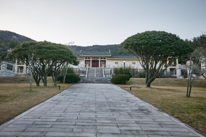 統一殿(慶州)(통일전(경주))6