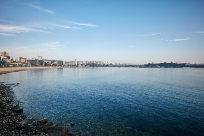 Ilsan Beach (Ulsan) (일산해수욕장 (울산))