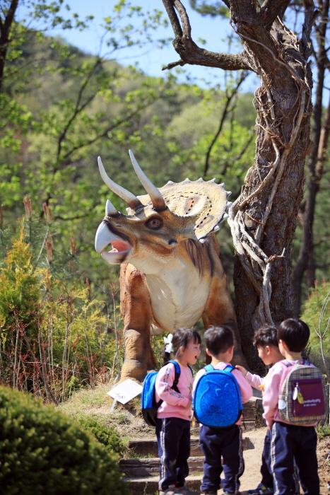 덕평공룡수목원 사진2