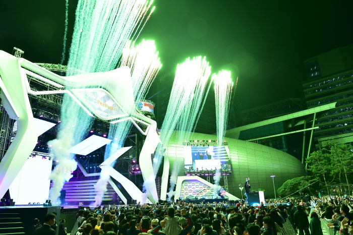 Festival DMC (Digital Media City) (DMC 페스티벌 2016)