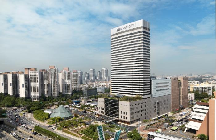 JW Marriott Hotel Seoul (JW 메리어트 호텔 서울)
