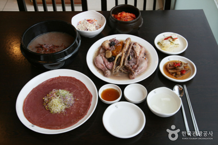 ソハンマリ精肉食堂(소한마리정육식당)