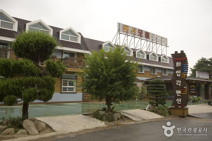 Hwaeomgak Pension - Goodstay (화엄각펜션 [우수숙박시설 굿스테이])