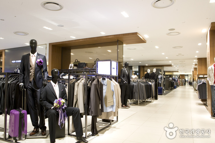 Shinsegae Department Store - Centum City Branch (신세계 백화점-부산 센텀시티점)