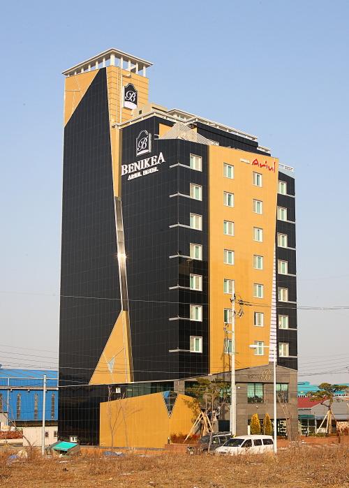 ベニキアアリウルホテル(베니키아 아리울 호텔)