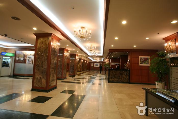 Onyang Palace Hotel (온양팔래스호텔)