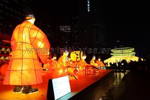 Trash: Seoul Lantern Festival (서울빛초롱축제)