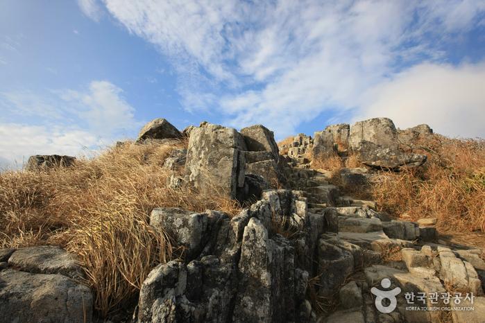 无等山国立公园(무등산국립공원)