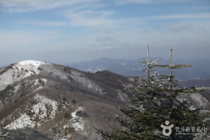 Nationalpark Sobaeksan (소백산국립공원)