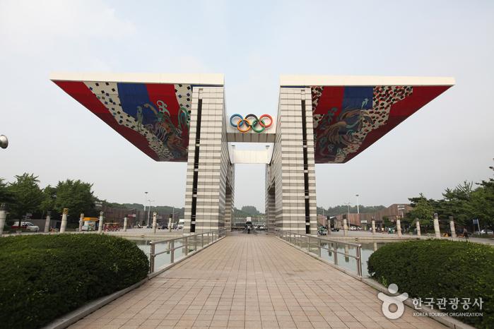 奥林匹克公园(올림픽공원)