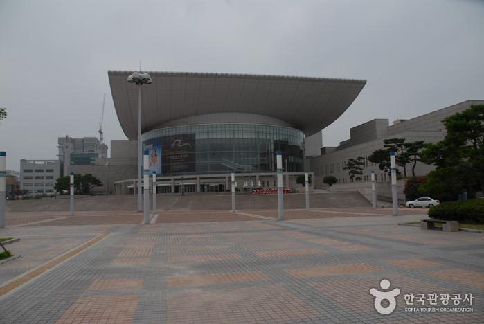 大田市立美術館(대전시립미술관)