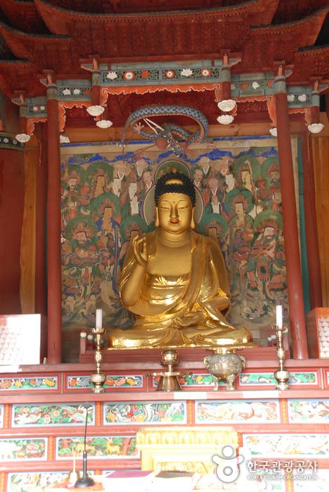 Tempel Biamsa (비암사(세종))