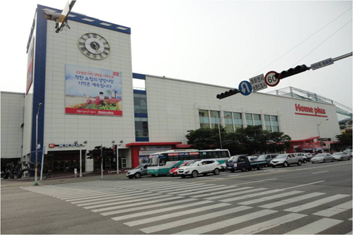 Home Plus - Jakjeon Branch (홈플러스 - 작전점)