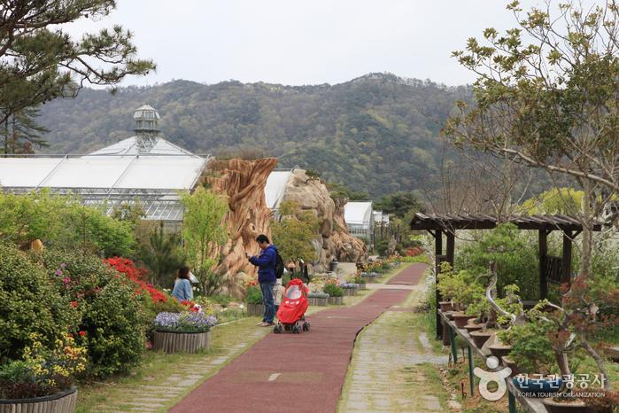 Ökopark Hampyeong (함평 자연생태공원)
