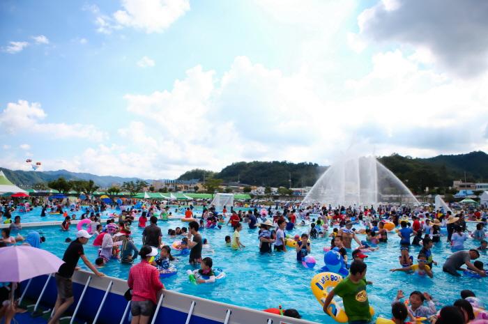 탐진강에서 즐기는 신나는 여름휴가, 장흥 정남진 장흥물축제