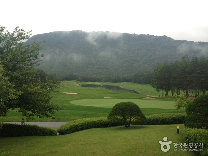 Yongpyong Golf Club (용평 골프클럽)