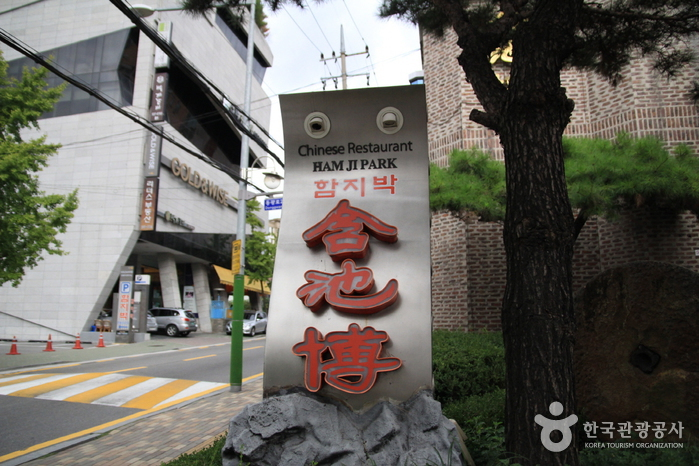 含池博(함지박)