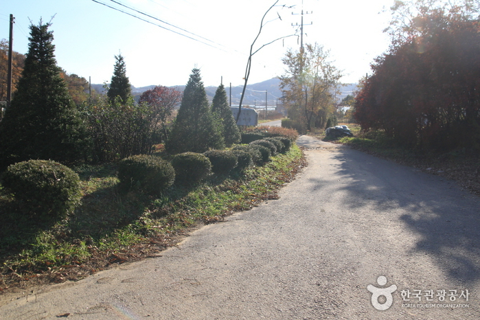 [Ganghwa-Wanderweg Route 7] Der Weg zum Wattenmeer ([강화 나들길 제7코스] 갯벌보러 가는 길)