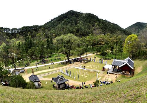 Tombeau royal Jangneung [Patrimoine Mondial de l'UNESCO] (영월 장릉)